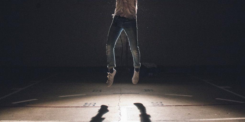 people make me jump