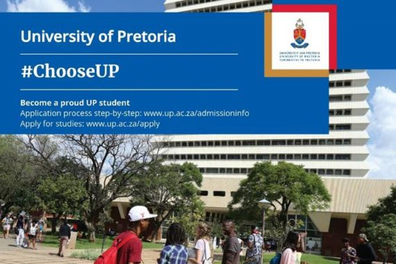 university of pretoria students